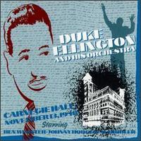 Carnegie Hall 11/13/48 [live]